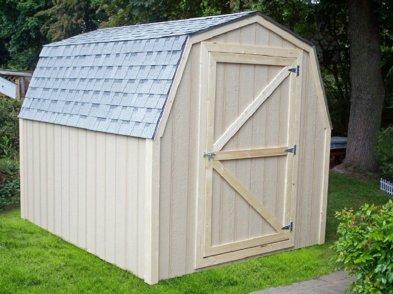 Wood Storage Sheds Extra Space Pressure Treated Floors And T1 11 Cedar